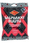 Salmiakkiruutu 170 G / Salmiakruta / Salty Licorice Diamonds